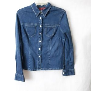 Limited Jeans jacket size medium